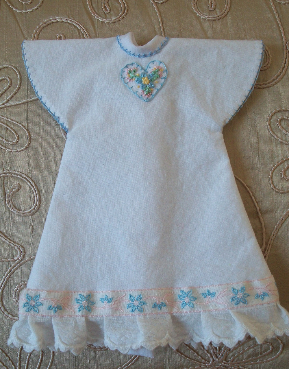 Burial Layettes | Jenny\'s Dresser Drawer