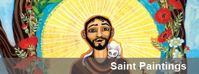 Saint-Paintings
